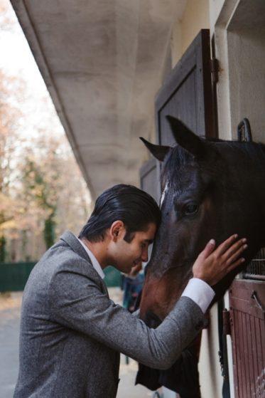 Le galop des chevaux inspire beaucoup le pianiste Ienissei Ramic